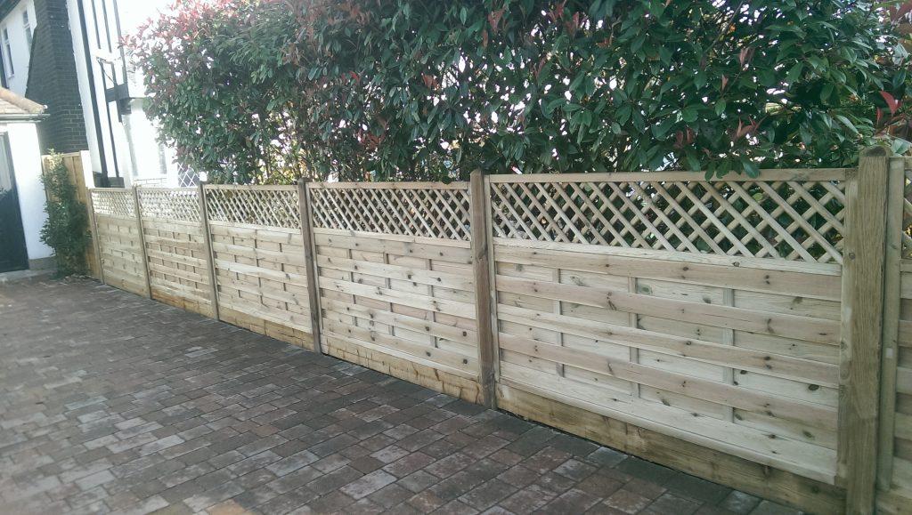 Contemporary and decorative fencing