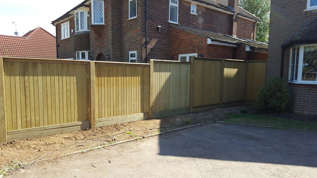 Contemporary and decorative fencing